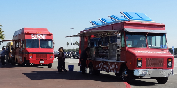Sweets And Eats Food Truck