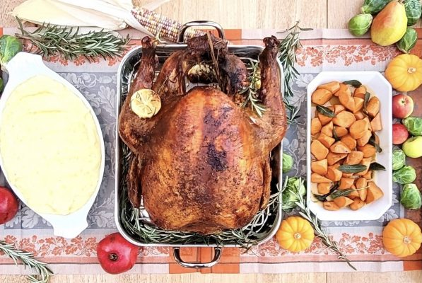 Thanksgiving Dinner Ideas to Dine in Costa Mesa (or Take Home)