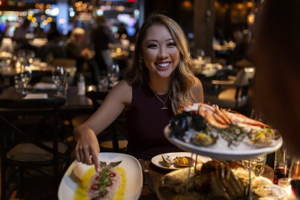 water grill seafood tower