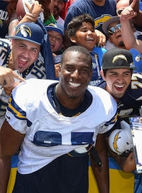 Chargers Training Camp 1 - Open to Public