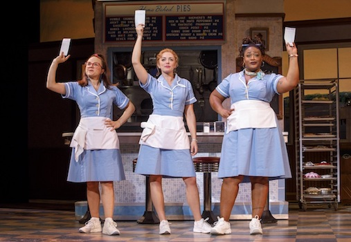 Waitress at Segerstrom Center for the Arts in Costa Mesa