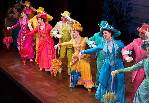 Hello, Dolly! at Segerstrom Center for the Arts in Costa Mesa