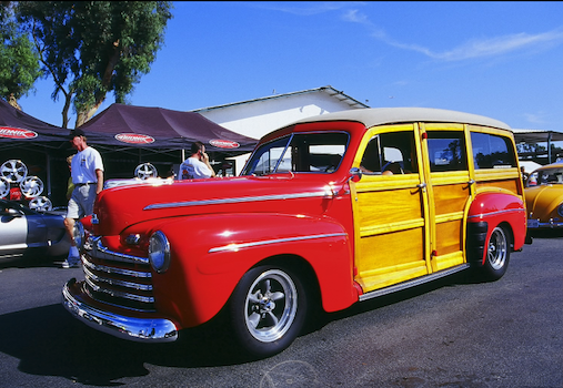 Cruisin' For A Cure at the OC Fair & Event Center in Costa Mesa