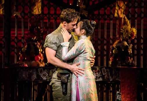 Miss Saigon at Segerstrom Center for the Arts in Costa Mesa
