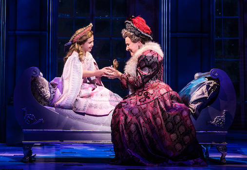 Anastasia at Segerstrom Center for the Arts in Costa Mesa
