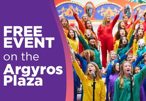 Free Family Fun at Segerstrom Center for the Arts in Costa Mesa