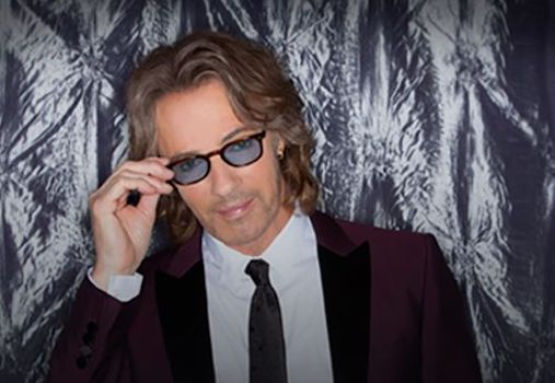 Rick Springfield with Pacific Symphony at the Pacific Amphitheatre in Costa Mesa