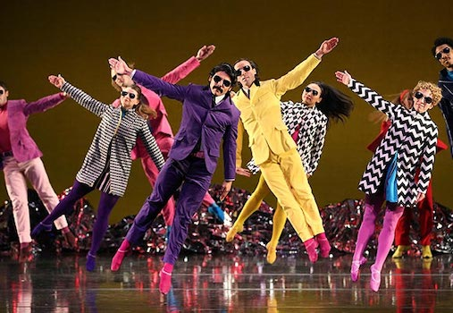 Pepperland by Mark Morris Dance Group at Segerstrom Center for the Arts in Costa Mesa