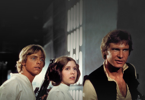 """Star Wars: A New Hope"" with the Pacific Symphony in Costa Mesa"