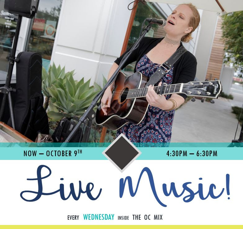 LIVE MUSIC AT SOCO & THE OC MIx