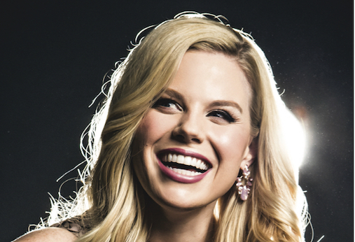Megan Hilty at Segerstrom Center for the Arts