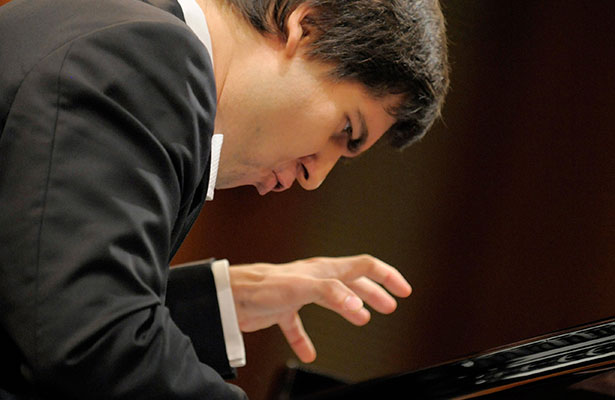 Beethoven's Seventh at Segerstrom Center for the Arts