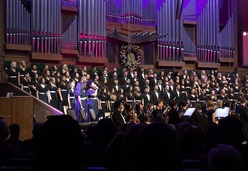 23rd Annual Vanguard Christmas Fantasia at Segerstrom Center for the Arts