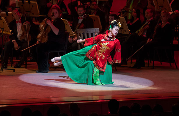 Lunar New Year at Segerstrom Center for the Arts