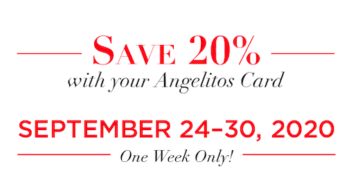 Shop. Save. Support. Angelitos Card Week at South Coast Plaza