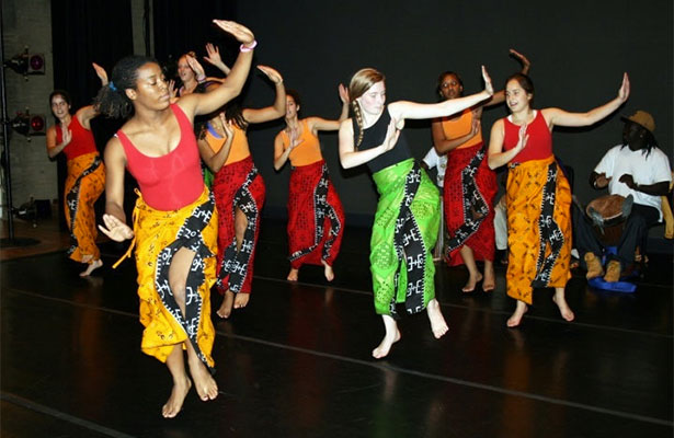 Wellness Workshop: African Dance