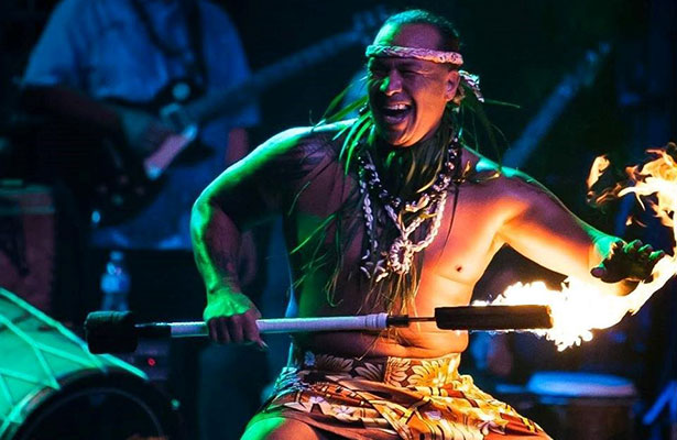 Tuesday Night Dance: Polynesian Dance at Segerstrom Center for the Arts – SOLD OUT